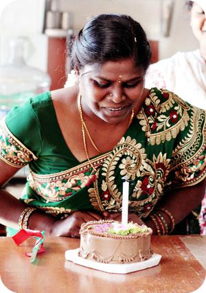 Radha's birthday